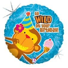 On wild on your birthday