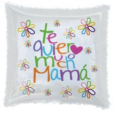 Te quiero mucho mamá