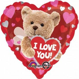 I love you bee bear