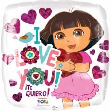 Dora I love you