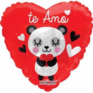 Oso panda te amo