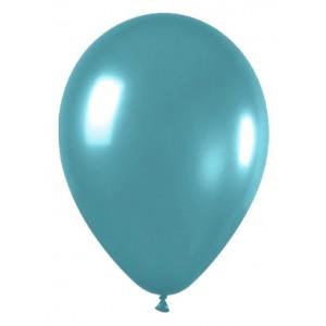 """Nacarado 12"""" Azul bebe perla"""