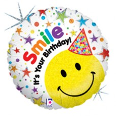 Smile, Its your birthday!